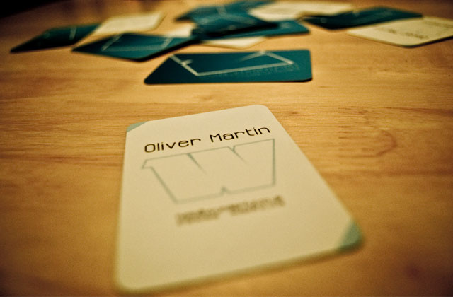 Wunderful Business Cards