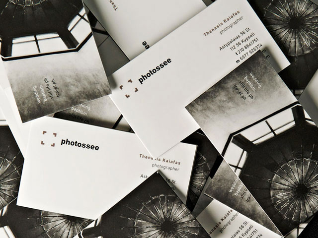 Photossee Business Card