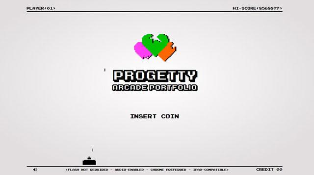 Progetty Studio – Arcade Version