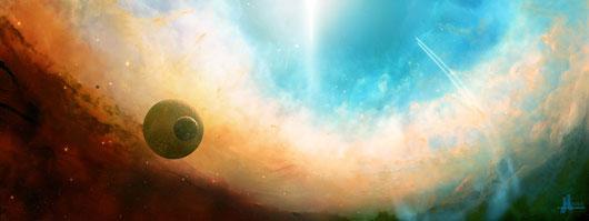 Stellar wallpaper