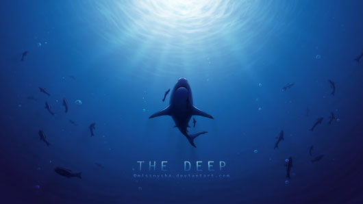 The Deep wallpaper
