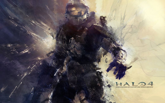 HALO 4 Wallpaper wallpaper