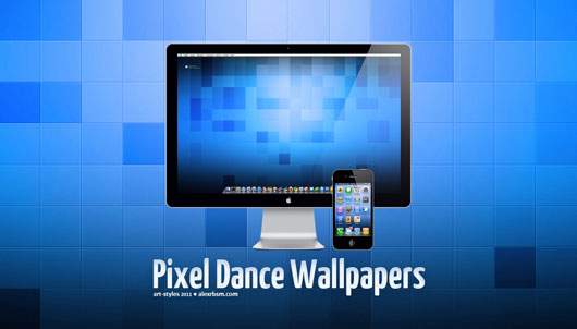 Pixel Dance Wallpapers wallpaper