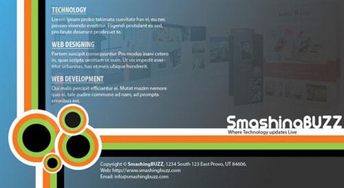 Design-Brochure