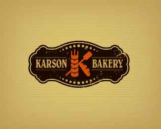 25 Delicious Bakery Logo Designs | Web & Graphic Design | Bashooka