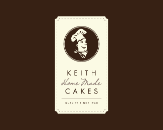 Keith Home Made Cakes (Concept 1)