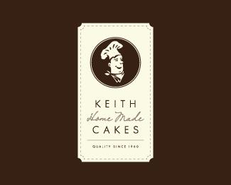 Keith Home Made Cakes (Concept 1)