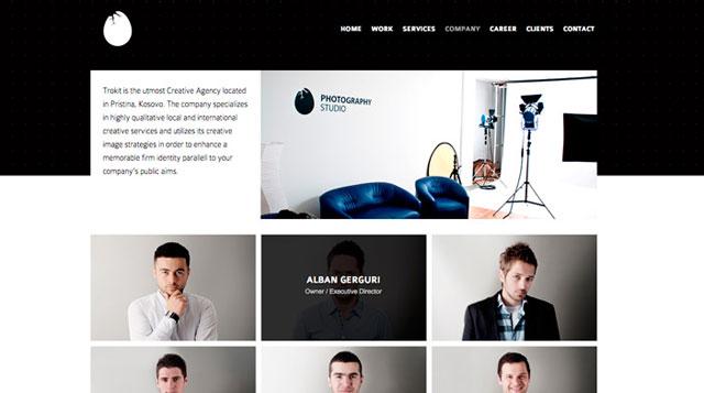 Trokit Agency Creative