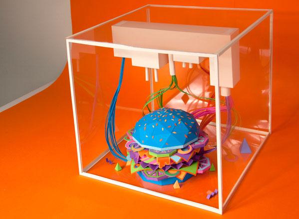 burger-paper-art-1