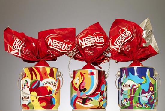 Nestlé Easter