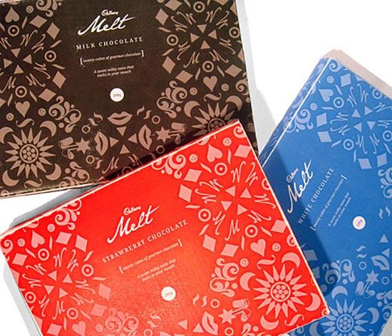 Cadbury Gourmet Chocolates