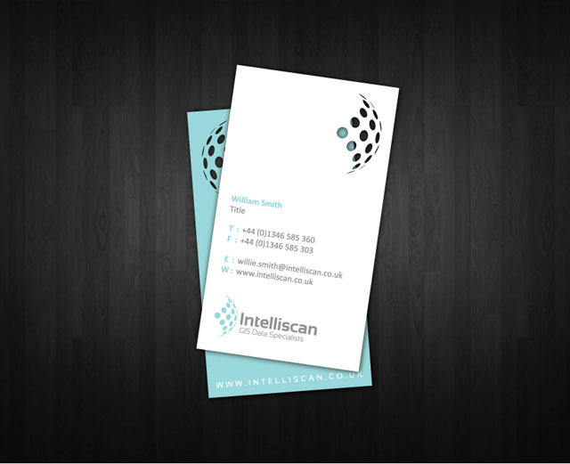 Intelliscan Business Card
