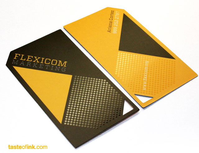 Flexicom Business Card