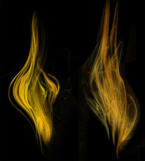 -- BRUSH -- fire