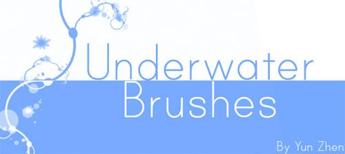 Underwater Brushes