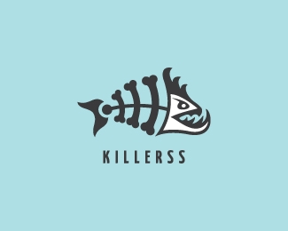 60 Awesome Fish Logo Designs Web Amp Graphic Design Bashooka