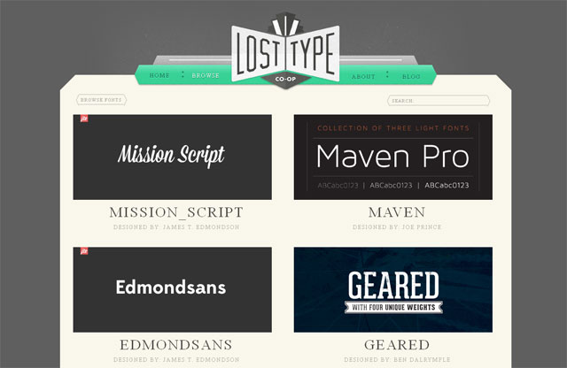 6 Cool Websites To Download Free Fonts