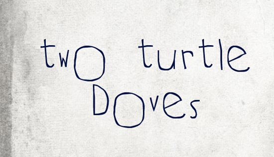 Two Turtle Dowes