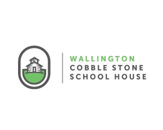 Wallington Cobble Stone House