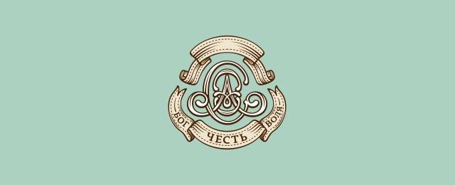 95 Excellent Monogram Logo Designs