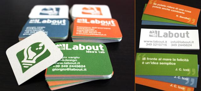 Labout card set