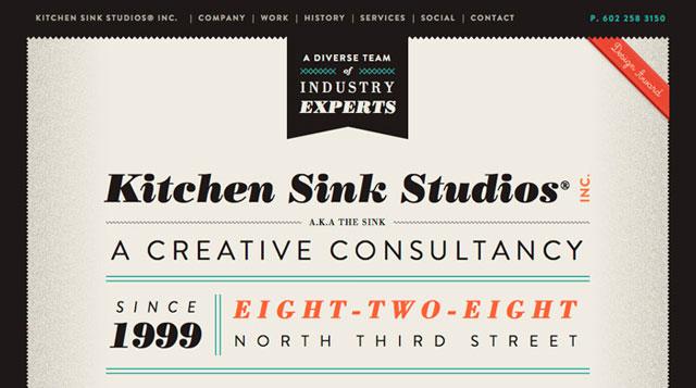 Kitchen Sink Studios