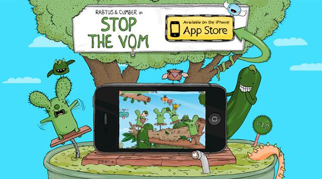 Stop The Vom