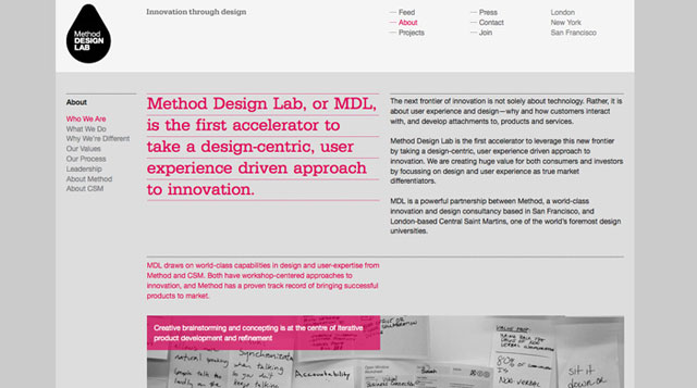 Method Design Lab