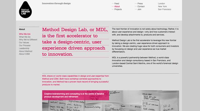 Method Design Lab