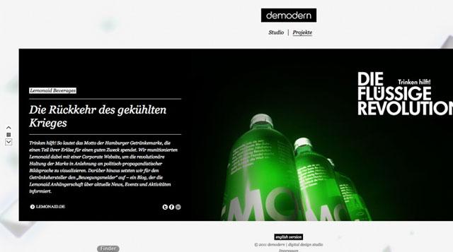 demodern   digital design studio