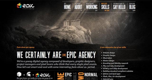 Epic agency
