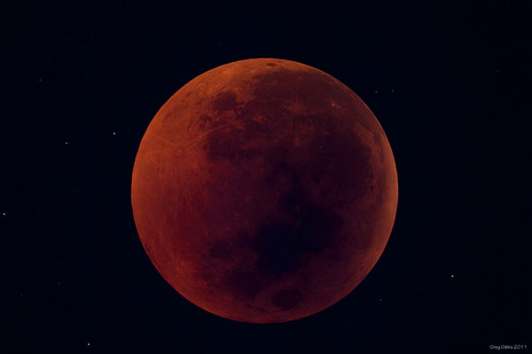 Lunar Eclipse 16th of June
