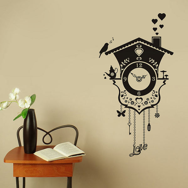 10 Beautiful Amp Creative Vinyl Wall Art Stickers Web
