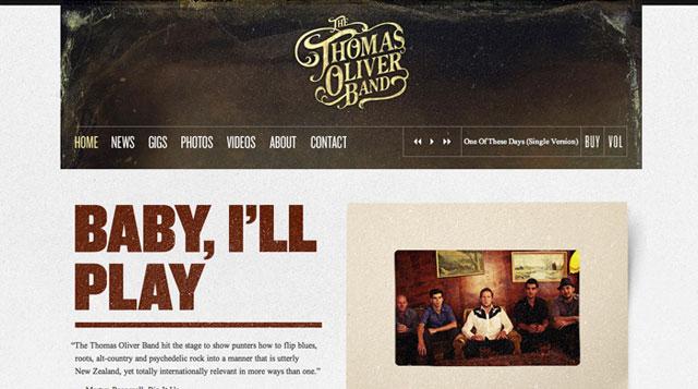 The Thomas Oliver Band