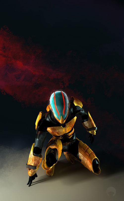 Warrior V2012