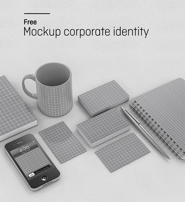 Mockup-corporate-identity