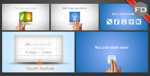 35 cool adobe after effects templates | web & graphic design, Powerpoint templates