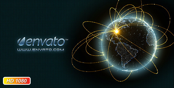 35 cool adobe after effects templates web graphic design bashooka network globe logo opener maxwellsz