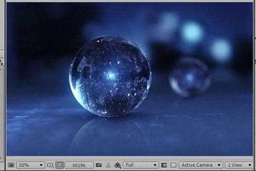 Glass Orbs