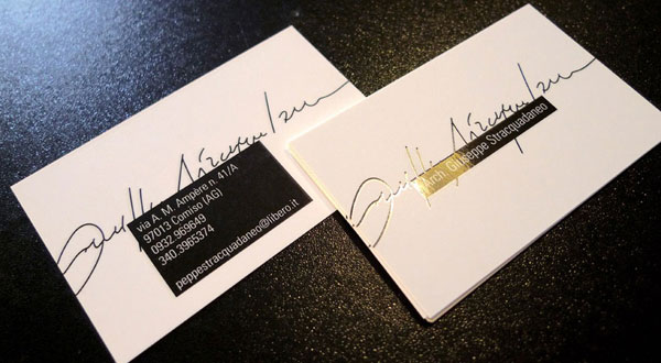 20 exceptional architect business cards