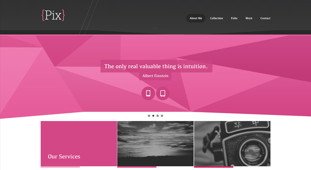 37 Free PSD Website Templates