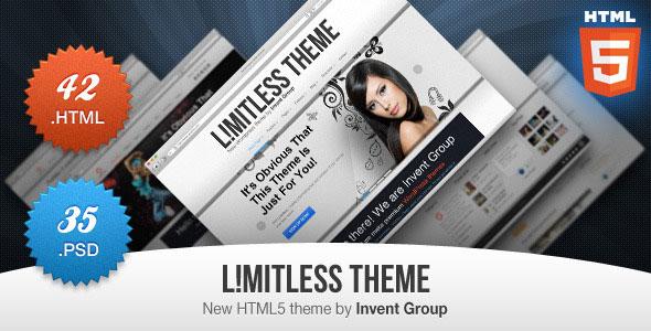 Limitless - Multipurpose HTML5 Template