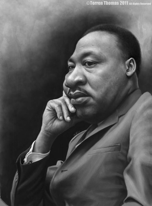 MLK by Torren Thomas