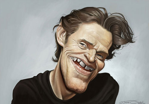 WILLEM DAFOE by Jaume  Cullell