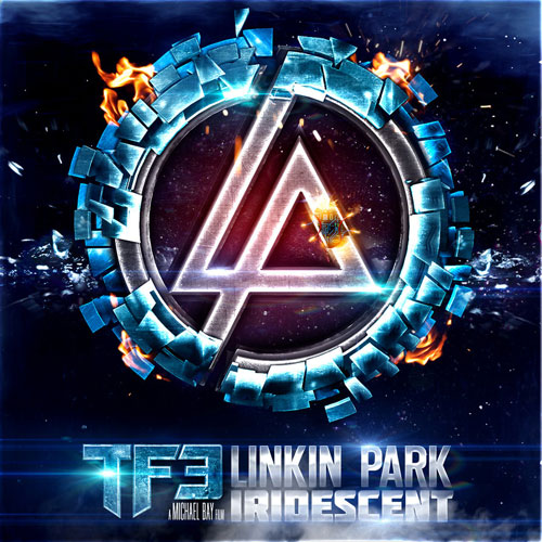 Linkin Park- Iridescent Design