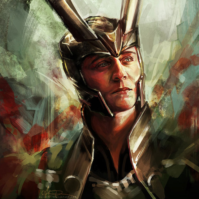 Loki, Prince of Asgard
