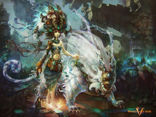Goddess of Rebirth