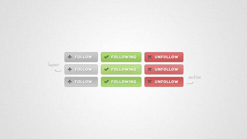 Follow Buttons