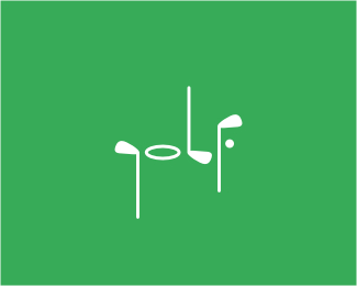 20 Brilliant Golf Logos Web Graphic Design Bashooka