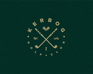 20 Brilliant Golf Logos Web Amp Graphic Design Bashooka
